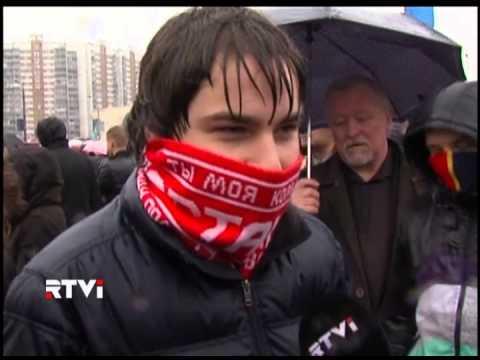 На улицы Москвы