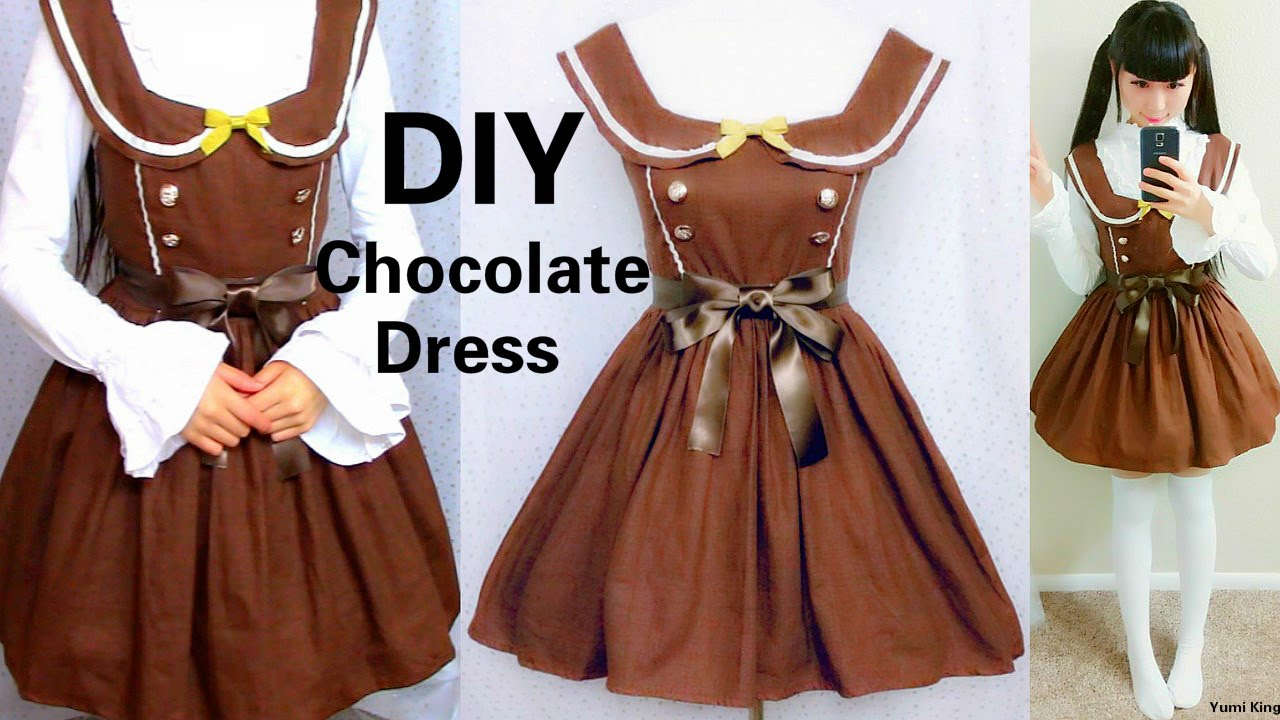 how to get melted chocolate out of clothes
