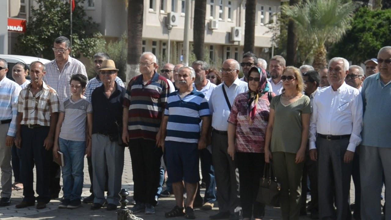 CHP'nin kuruluşunun 95. yılı törenle kutlandı 1