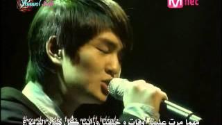 Mnet Madam B SHINee Onew Forever More { Arabic sub}