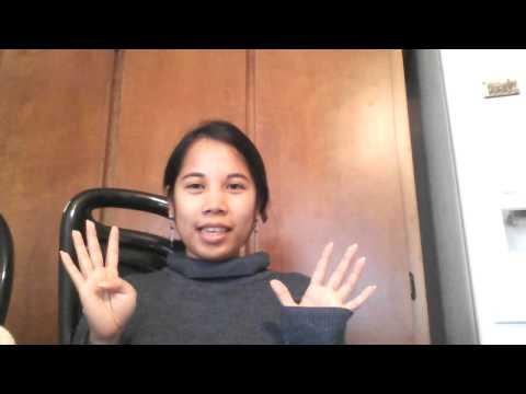Learn Ilocano: Counting 1 to 10