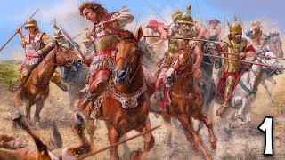 New Update! Macedon Campaign - Total War: Ancient Empires #1