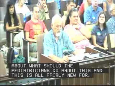 August 5, 2013 Kauai County Council Dr Evslin Kauai Pediatrician