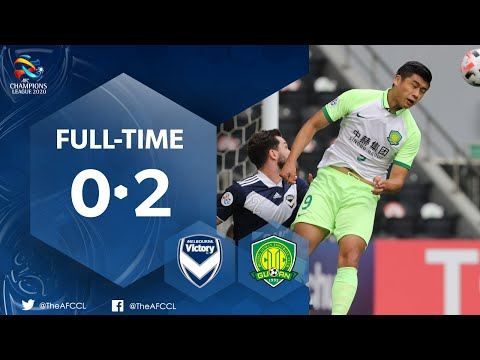 Melbourne Victory Beijing Guoan Goals And Highlights