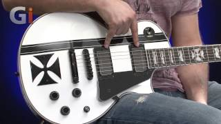 ESP LTD James Hetfield Guitar Review With Tom Quayle | Guitar Interactive Magazine