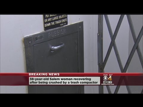 Woman Crushed By Trash Compactor In Salem