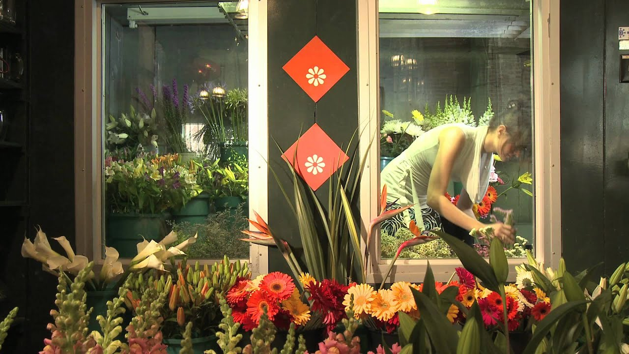 Montreal Florists The Flower Pot Youtube