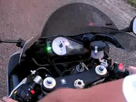 2002 GSXR 600 w/ 2005 GSXR 750 Motor, 04 GSXR 1000 Cams