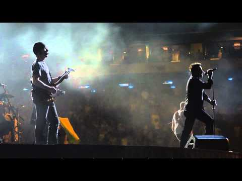 U2 360° Tour  - Out Of Control Live New York City [HD] [1080p]