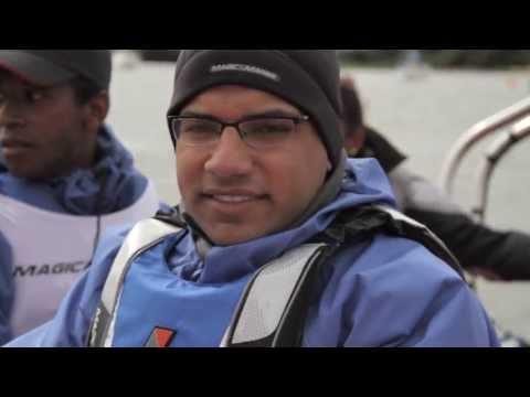 Ahmed Samir Mohamed Elhakim (EGY)  ISAF Scholarship 2012