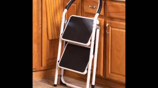 Step Ladder Stool Combo By Easycomforts