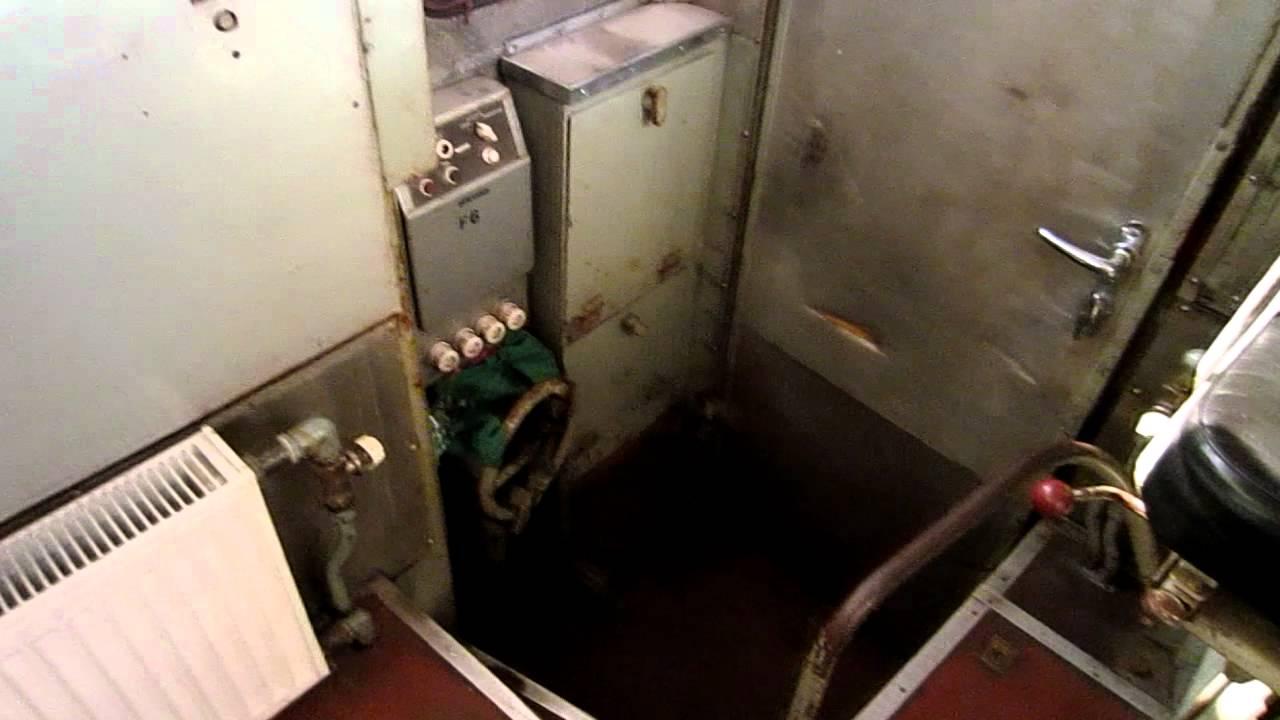 Diesel Engine Working >> SJ T41 Diesel locomotive, interior. - YouTube