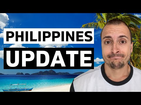 Philippines Tourism Update 2021
