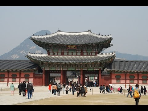 Seoul, South Korea-Palaces, Food, and NIghtlife