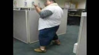 vuclip Fat Man Dancing