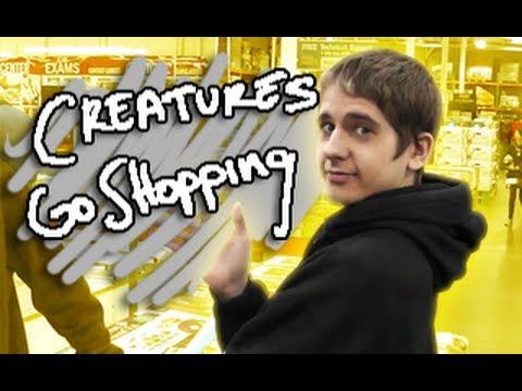 Creatures Go Shopping!