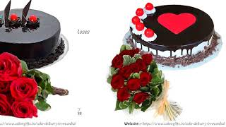 Visit cakengifts.in for top 10 Best Chocolate Cake and Combo Pack of Flowers