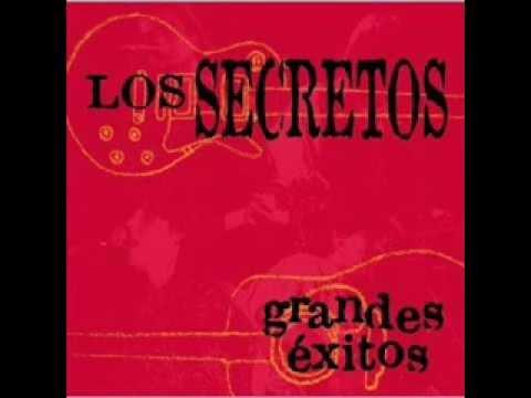 Los Secretos - Colgado (HQ)