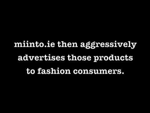 Miinto.ie | Online Fashion Shop | Launch Video