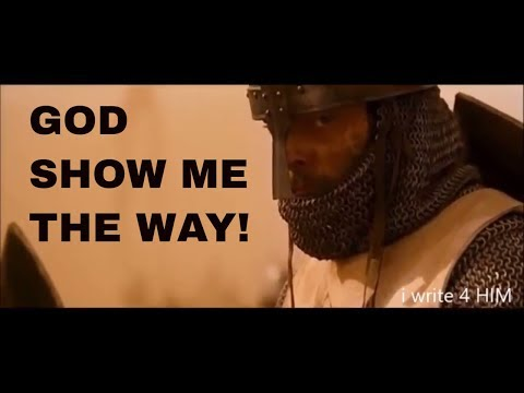God Show Me The Way-A Prayer For Guidance -Christian Motivational & Inspirational Speeches