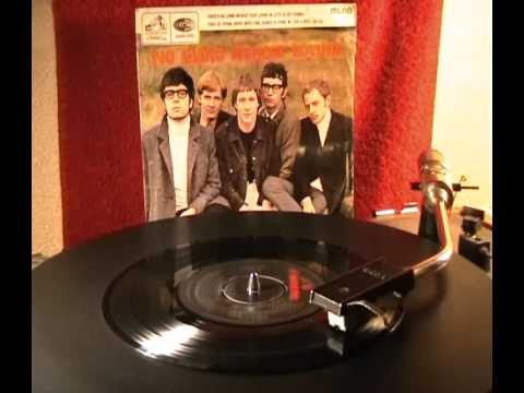 Manfred Mann - Let's Go Get Stoned - 1965 45rpm