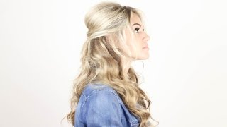 Прическа в стиле Брижит Бардо. Brigitte Bardot Hairstyle(Подписывайтесь на мой канал http://www.youtube.com/user/4OXYGENE http://instagram.com/olyanaryzhnaya http://vpletaysya.ru http://vk.com/vpletaysya ..., 2015-03-29T15:22:13.000Z)