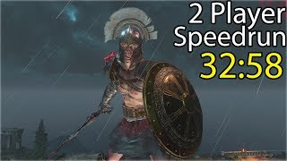 Ancient Evil World Record Easter Egg Speedrun 2 Player - 32:58 Classic Elixirs (Black Ops 4 DLC2)