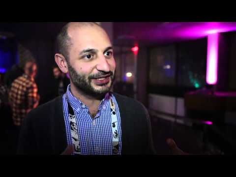 Hessam Lavi (Jobspotting) - Axel Springer Plug and Play Accelerator Interview