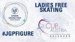 Salzburg - Ladies Free skating - ISU JGP 2017