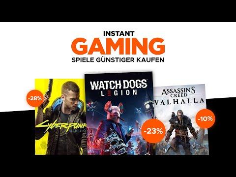 Instant Gaming (Das Große Tutorial) Günstig Videospiele online kaufen