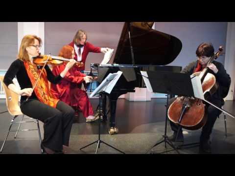 Klaviertrio mit Werken von Komponistinnen
