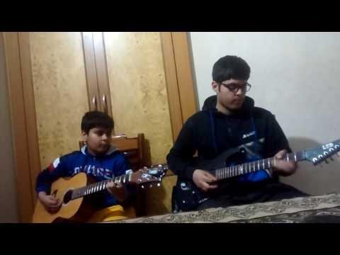 Chahun Main Ya Na   Aashiqui 2   Acoustic and Electric Guitar ...