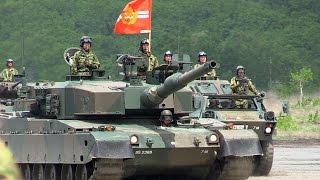 日本最大級の観閲行進!!! 第7偵察隊 第七師団創隊60周年 東千歳駐屯地 陸上自衛隊