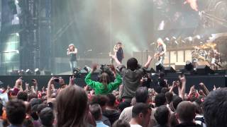 ACDC Paris Stade de France 18 juin 2010 Rock N Roll Train