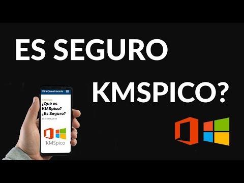 ¿Qué es KMSpico? ¿Es Seguro?