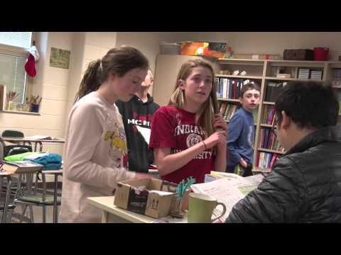Chinese Program at Jackson Creek Middle School