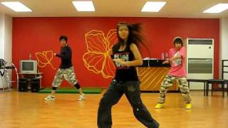 BOA - Eat  you  up - Dance Step by kru lot , mudmee and win