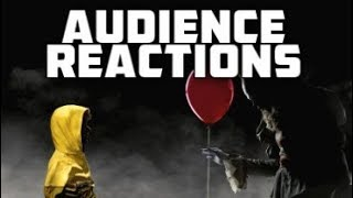 IT Chapter One : Audience Reactions | September 2017 (TOTMovieReactions)