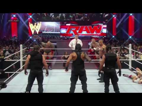 Thumbnail: The Shield Saves Daniel Bryan From ........