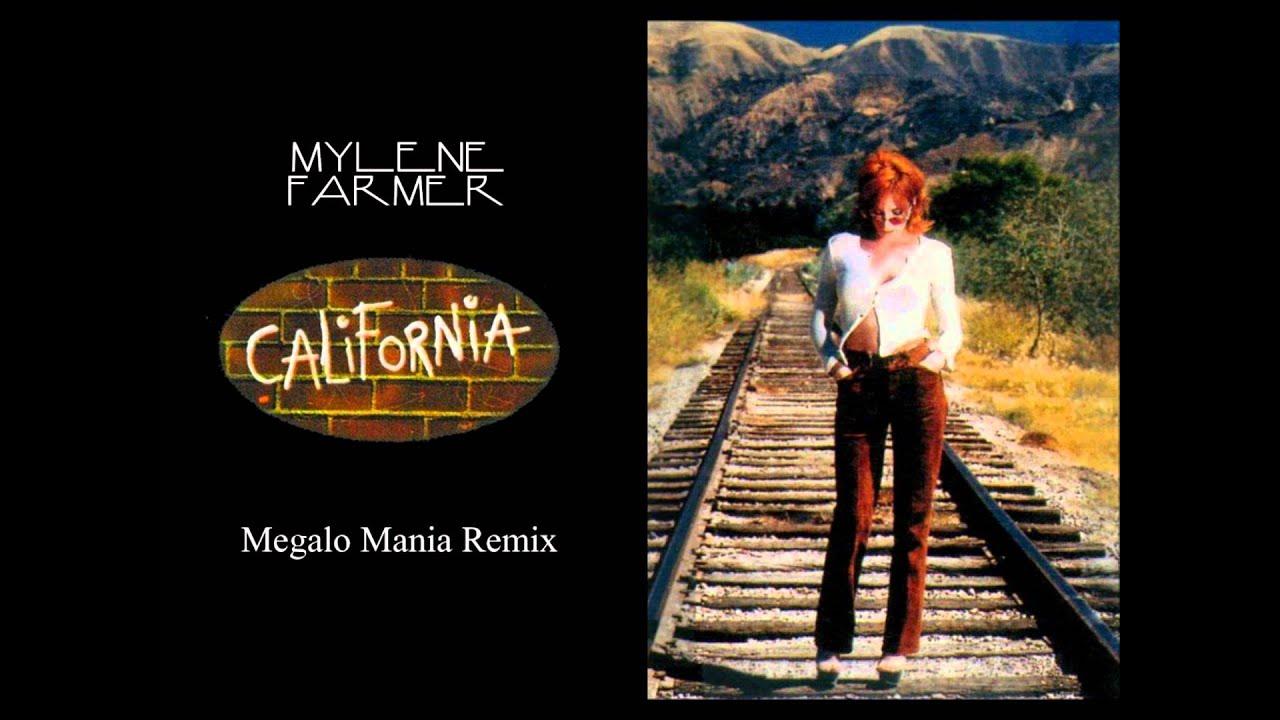 Mylène Farmer   California Megalo Mania Remix