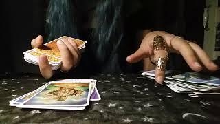 ASMR en Español | Roleplay Lectura del Tarot | Adivina, sibila, bruja blanca...