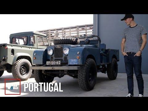 Making The World's Most Photogenic Cars [Cool N Vintage] | Eᴘ43: Pᴏʀᴛᴜɢᴀʟ