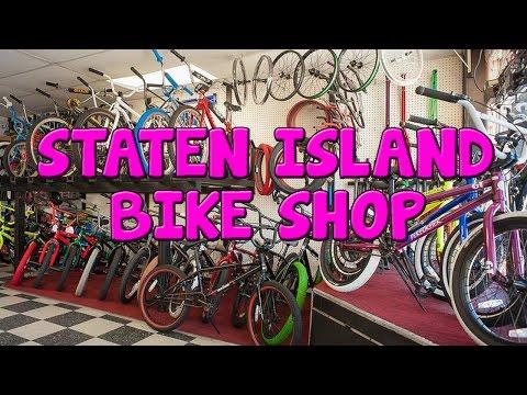 STATEN ISLAND BIKE SHOP