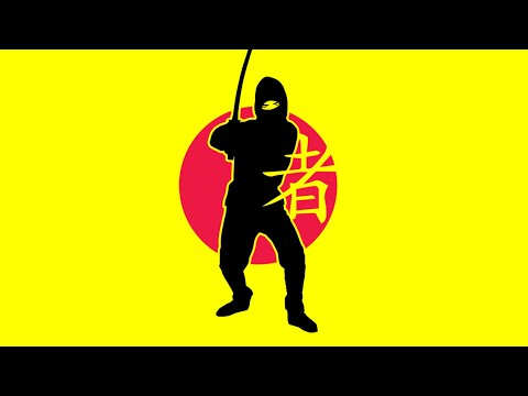 "[FREE] SKI MASK THE SLUMP GOD TYPE BEAT ""NINJA"" (prod. ESKRY)   Freestyle Instrumental 2020"