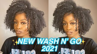 1ST WASH N GO OF 2021!🥳  Bri Bbyy