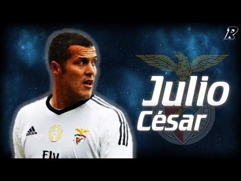 Julio César ● Best Saves ● Amazing saves & skills show |SL benfica|| HD 720p