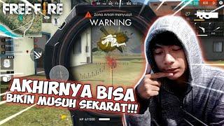 INI TRIK GUE BIKIN MUSUH SEKARAT!!! - Free Fire Indonesia