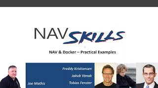 Docker and Dynamics NAV – Practical Use Cases