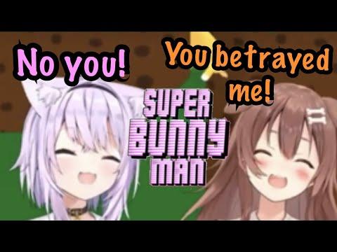【ENG SUB】Okayu and Korone ~the betrayal~