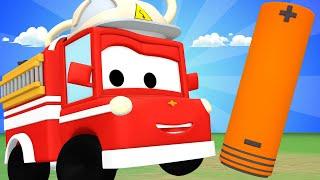 Lerne mit Dino - Erntedankfest - Erntedankfest Football Spiel - Lehrreiche Cartoons für Kinder  🚚